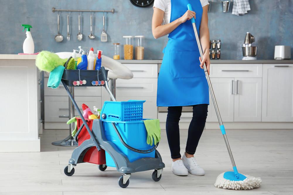 Una pequeña ayuda para la limpieza del hogar