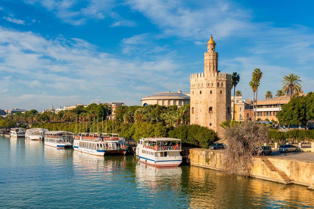 Un hotel de lujo en Sevilla